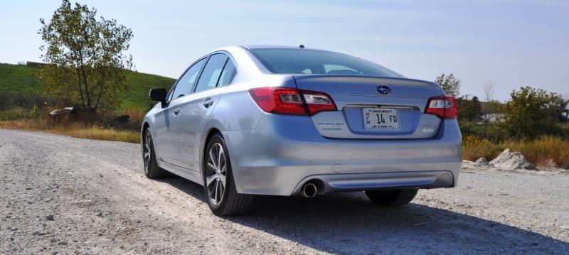 2015 Subaru Legacy 2.5i Limited 12