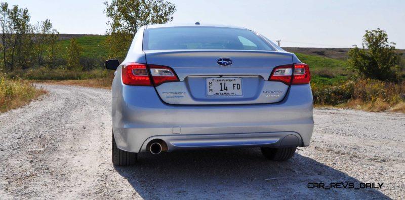 2015 Subaru Legacy 2.5i Limited 13