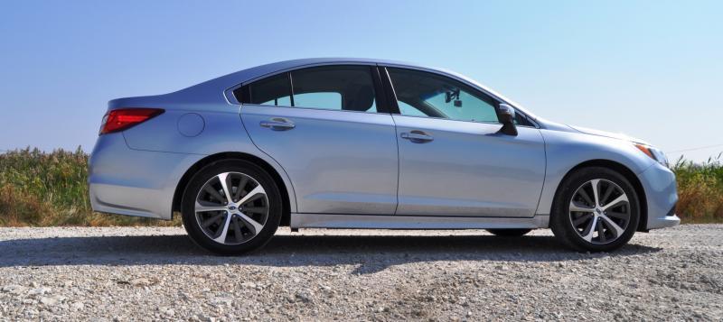 2015 Subaru Legacy 2.5i Limited 16