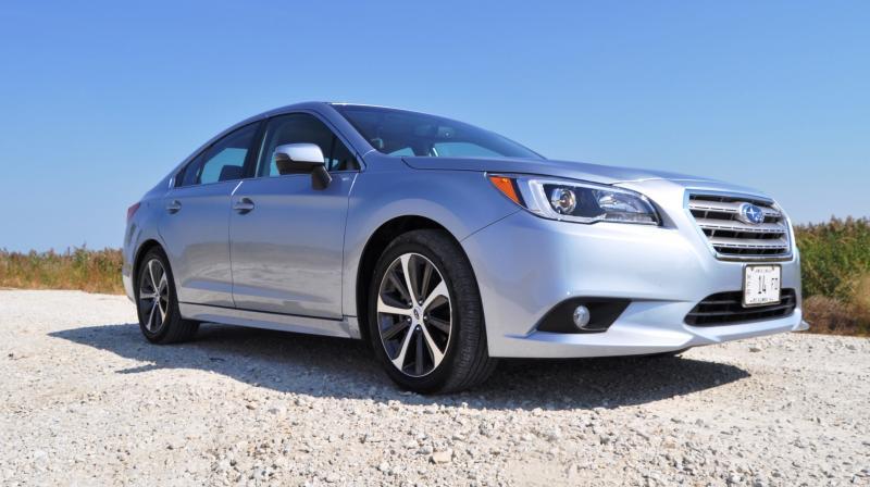 2015 Subaru Legacy 2.5i Limited 18