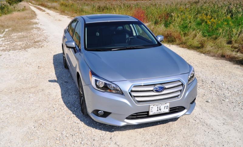 2015 Subaru Legacy 2.5i Limited 21