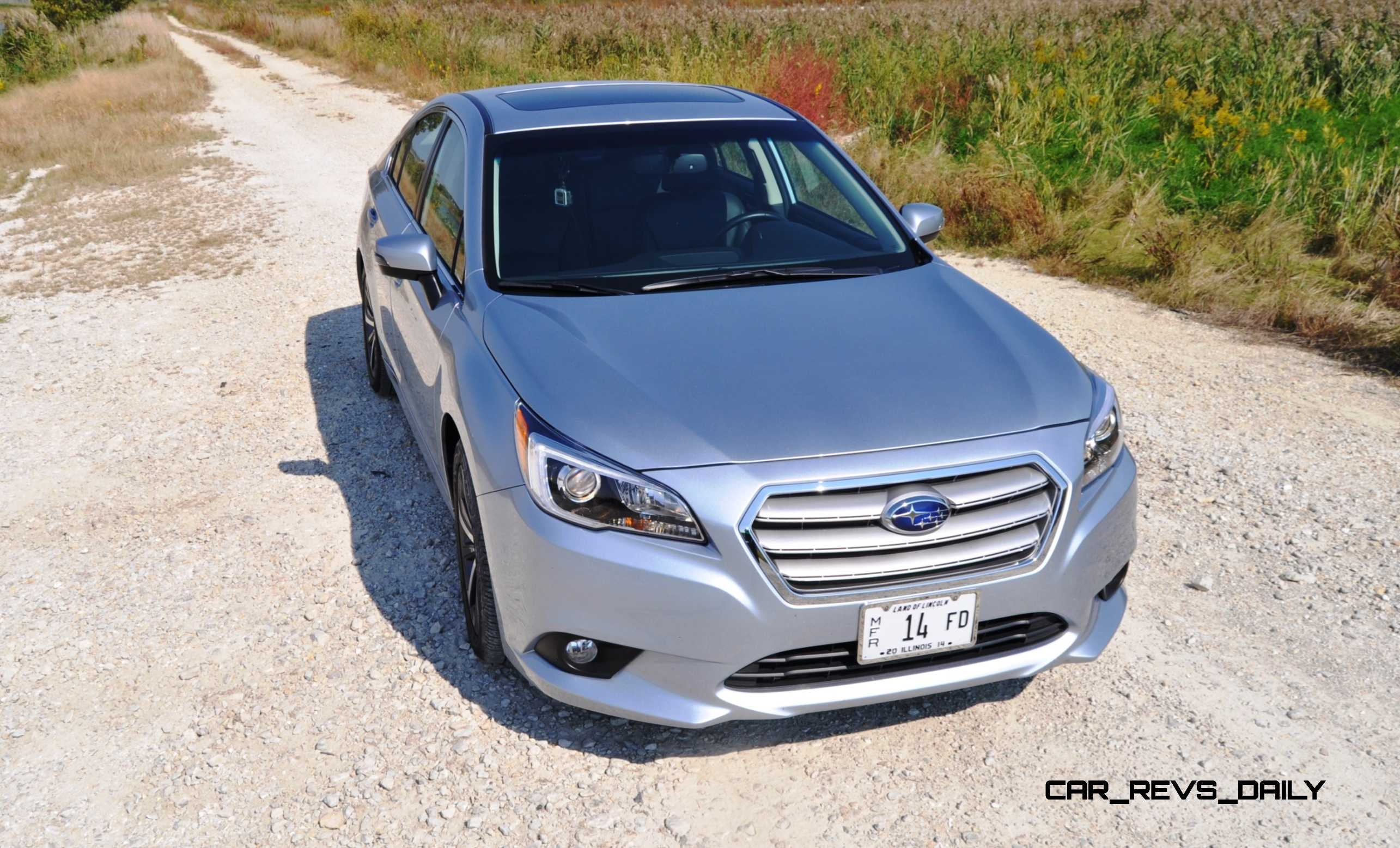 2017 subaru legacy sport hd road test review car revs. Black Bedroom Furniture Sets. Home Design Ideas