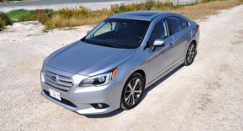 2015 Subaru Legacy 2.5i Limited 24