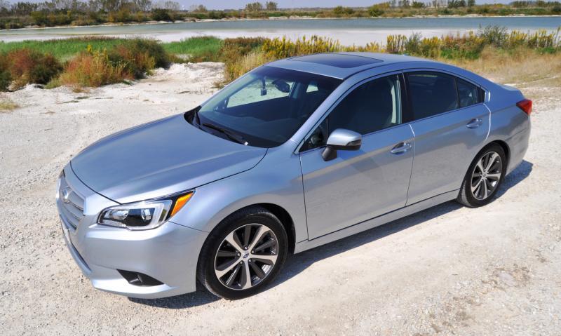 2015 Subaru Legacy 2.5i Limited 25