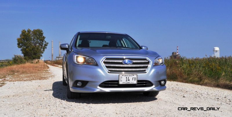2015 Subaru Legacy 2.5i Limited 2