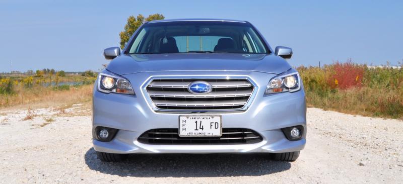 2015 Subaru Legacy 2.5i Limited 3