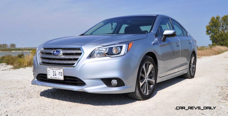2015 Subaru Legacy 2.5i Limited 5