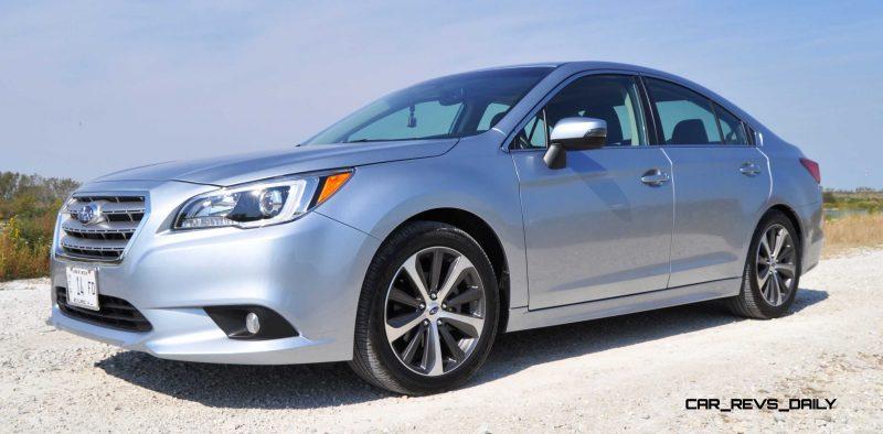 2015 Subaru Legacy 2.5i Limited 6