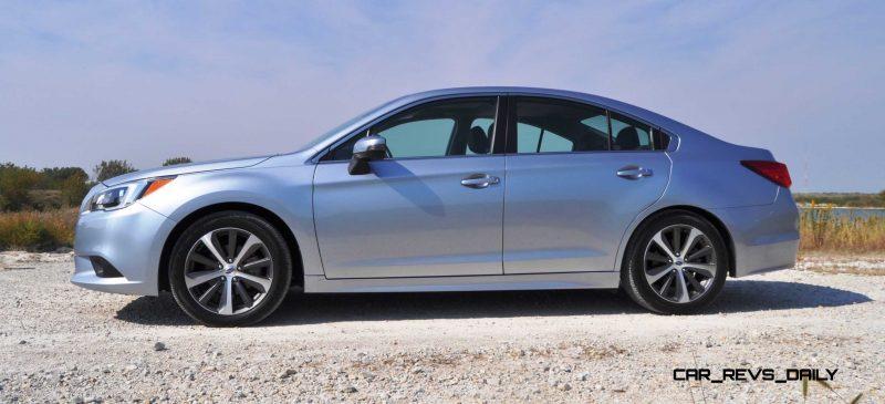 2015 Subaru Legacy 2.5i Limited 8