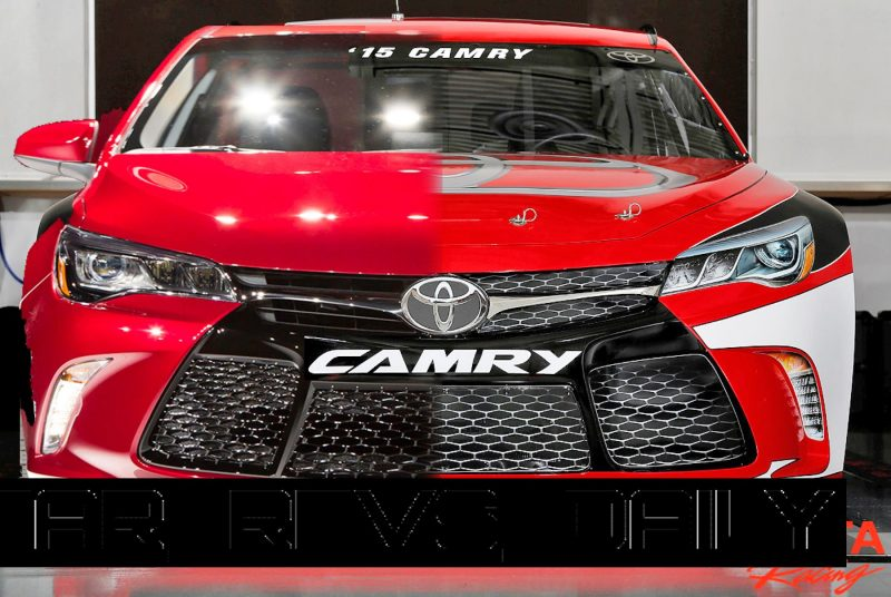 2015 Toyota Camry NASCAR 11