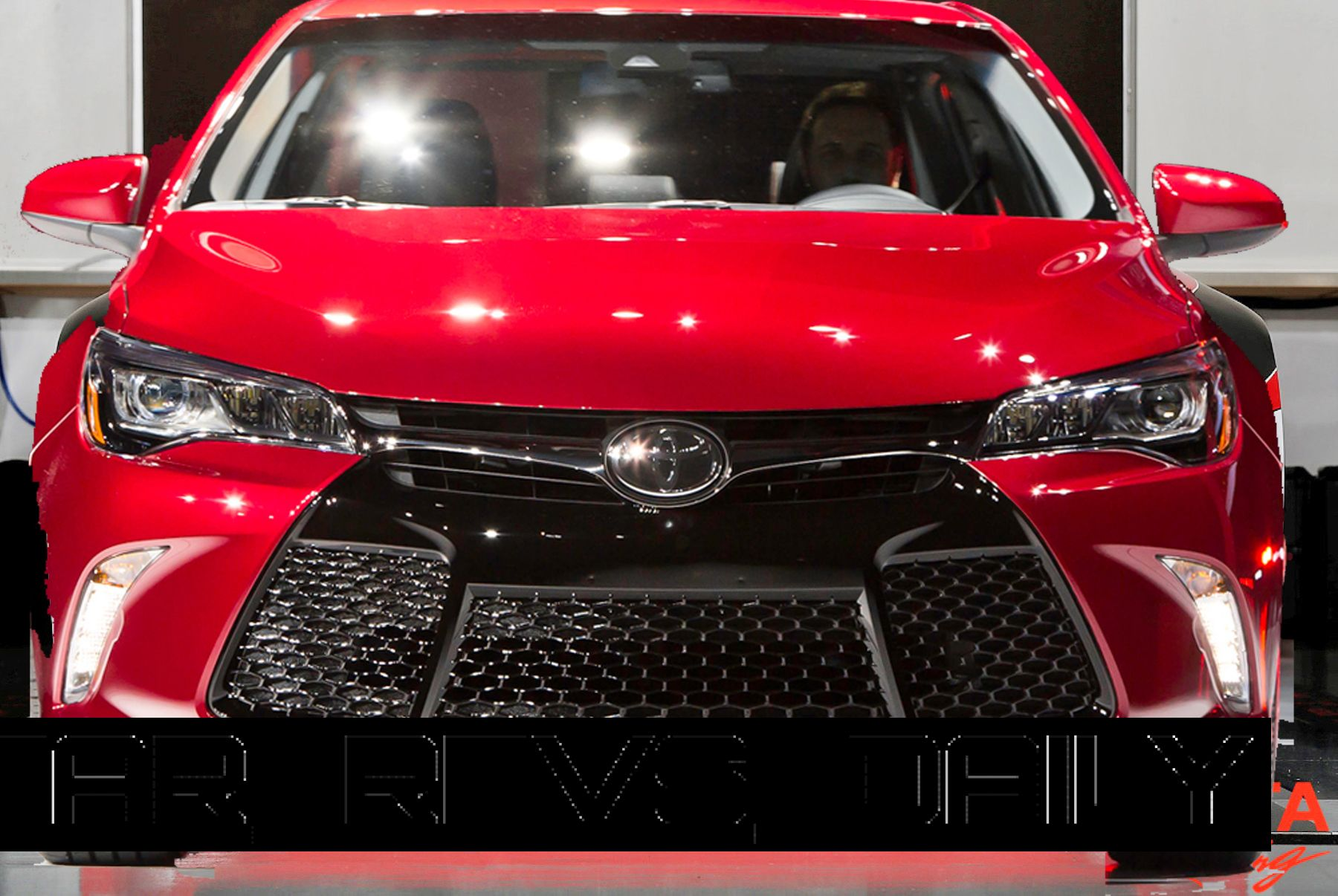 2015 Toyota Camry NASCAR 12