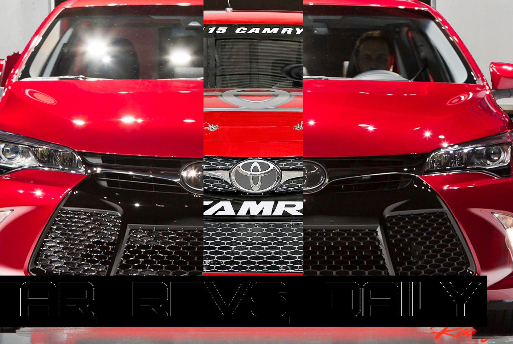 2015 Toyota Camry NASCAR 14