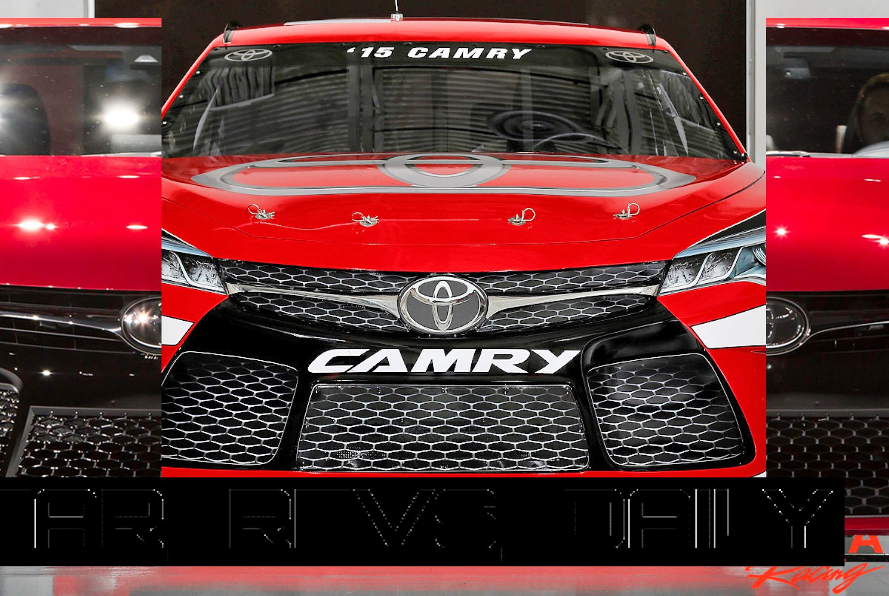 2015 Toyota Camry NASCAR 15