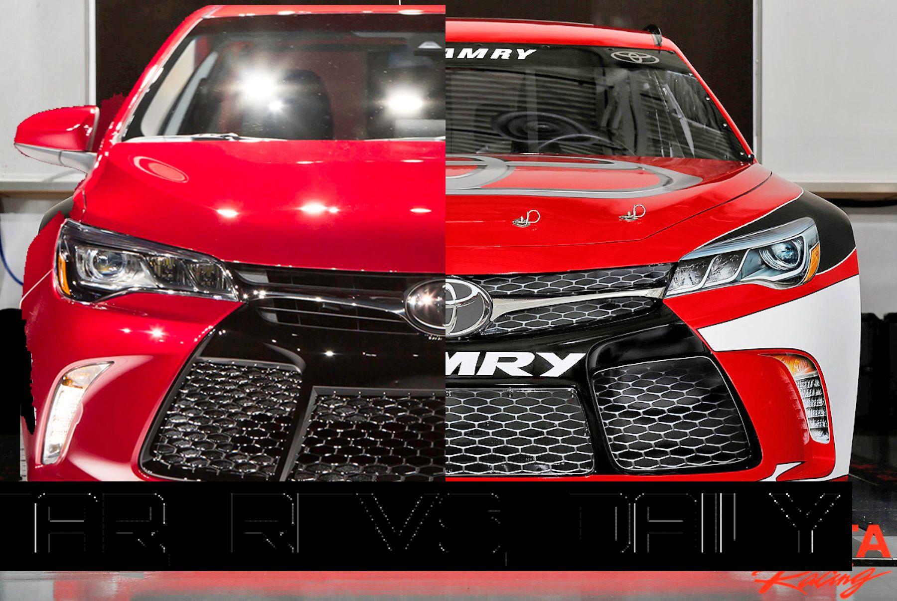 2015 Toyota Camry NASCAR 17