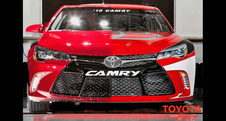 2015 Toyota Camry NASCAR 2534