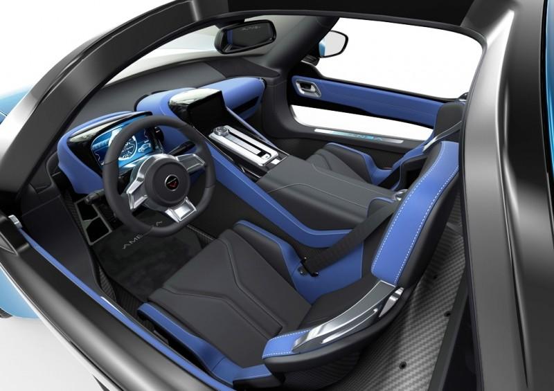 2015 VENTURI America EV SUV 13
