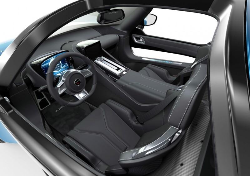 2015 VENTURI America EV SUV 14