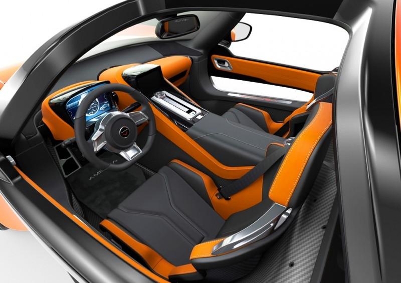 2015 VENTURI America EV SUV 15