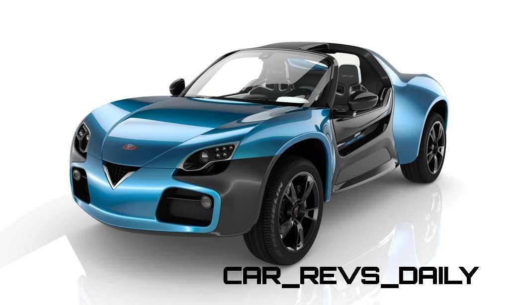 2015 VENTURI America EV SUV 19