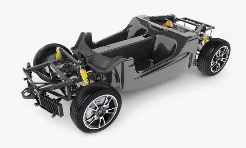2015 VENTURI America EV SUV 34