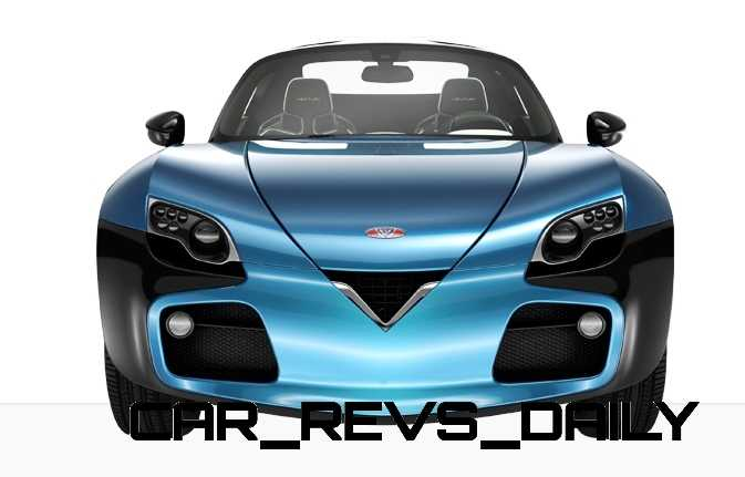 2015 VENTURI America EV SUV 38