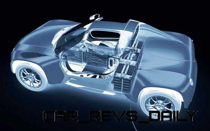 2015 VENTURI America EV SUV 40