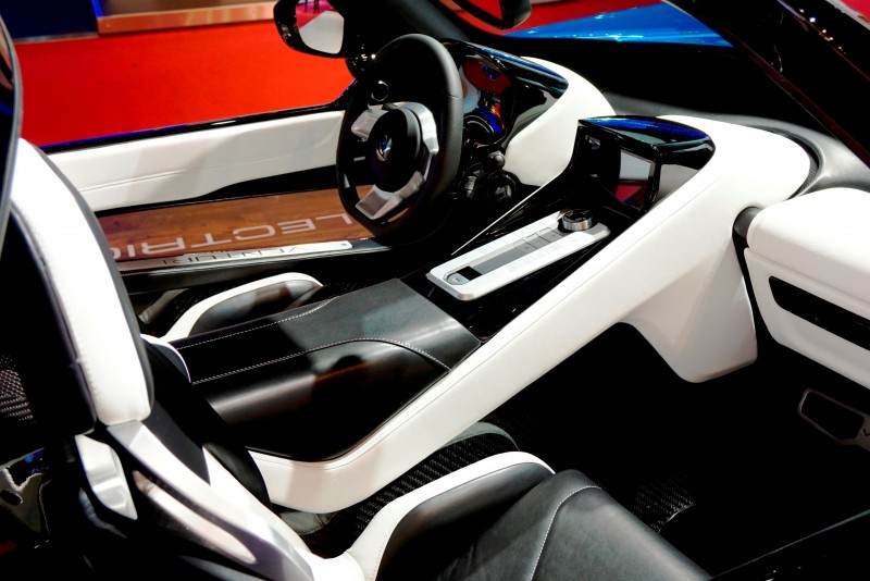 2015 VENTURI America EV SUV 7