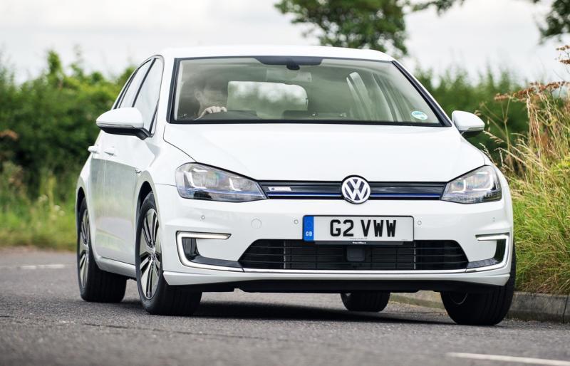 2015 Volkswagen e-Golf 7