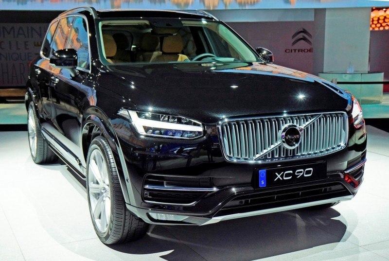 2015 Volvo XC90 2