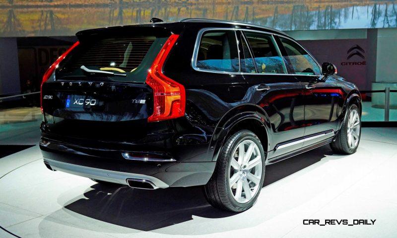 2015 Volvo XC90 5