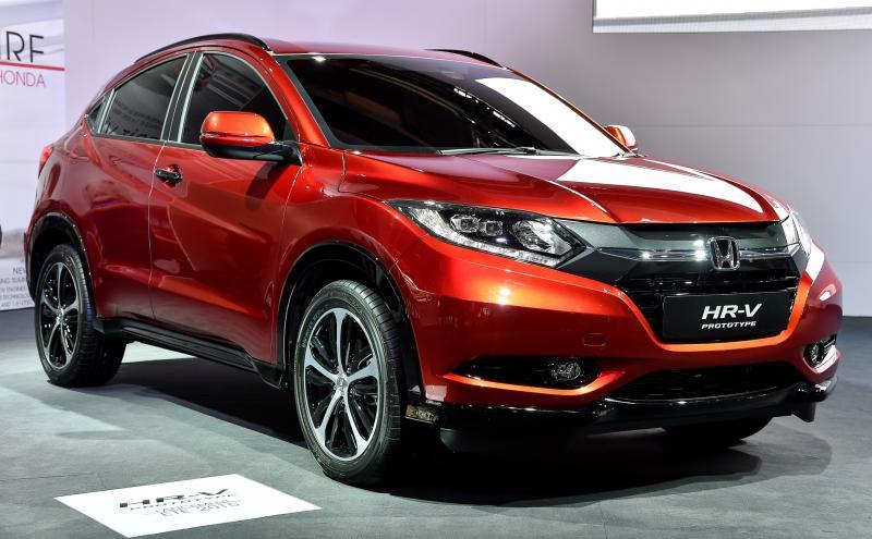 2016 Honda HR-V 1