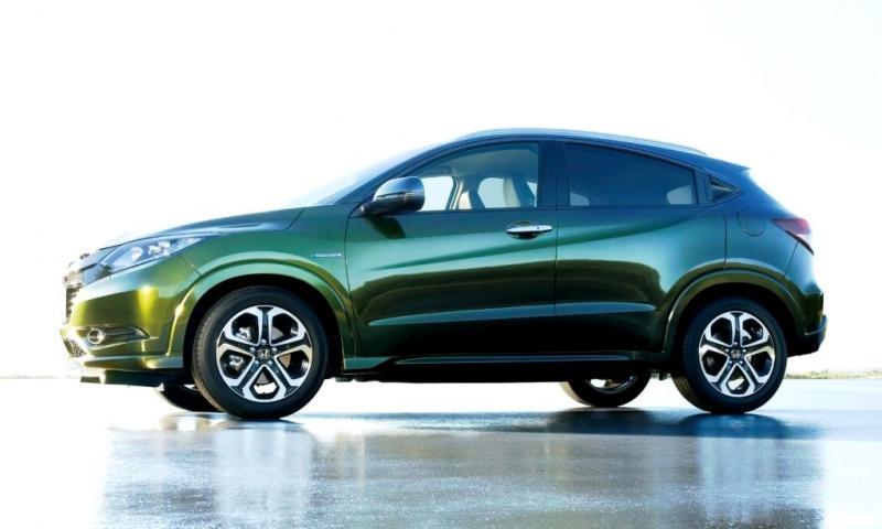 2016 Honda HR-V 3