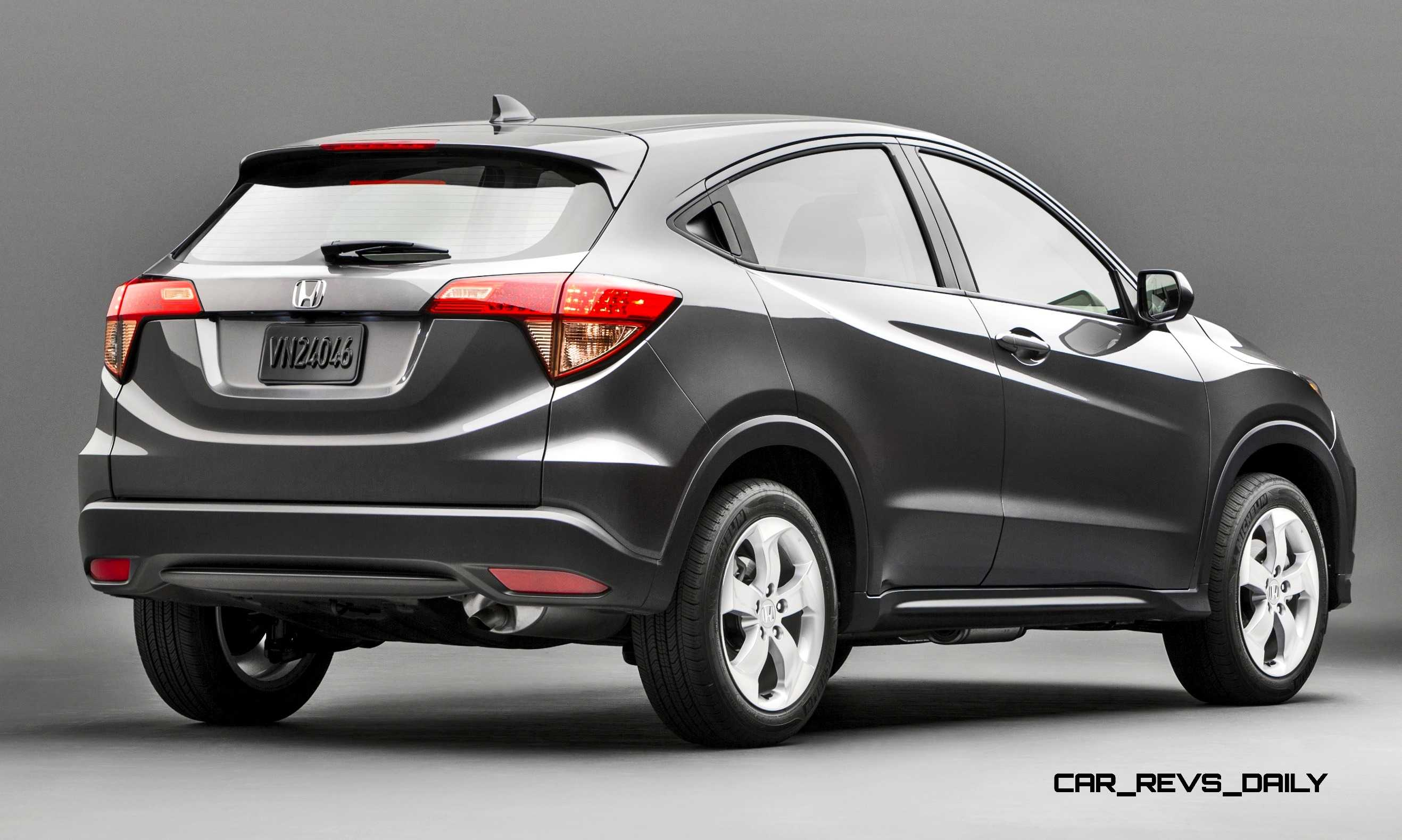 Honda Civic Hrv 2016 >> 2016 Honda HR-V
