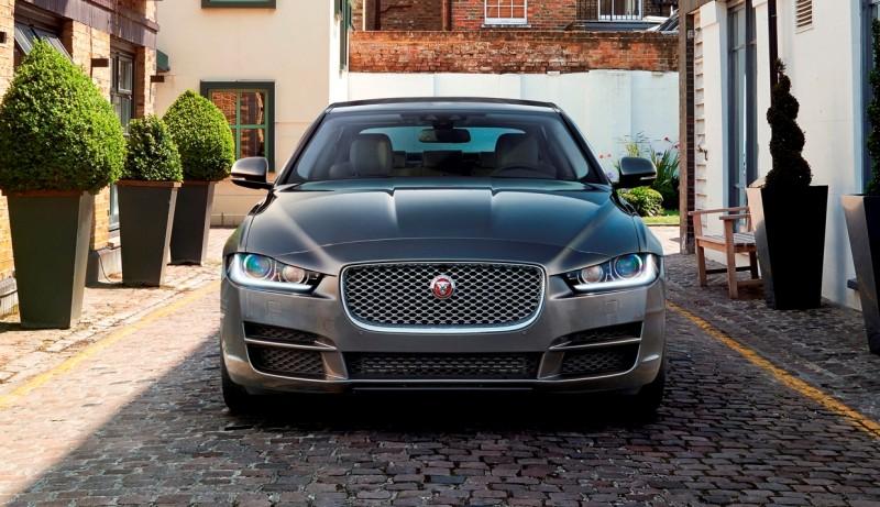 2016 Jaguar XE 10