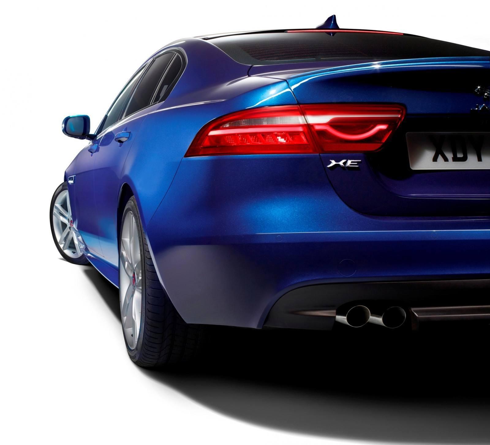 2016 Jaguar XE 49