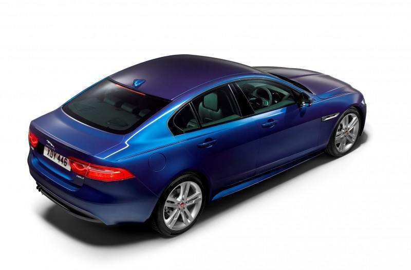 2016 Jaguar XE 50