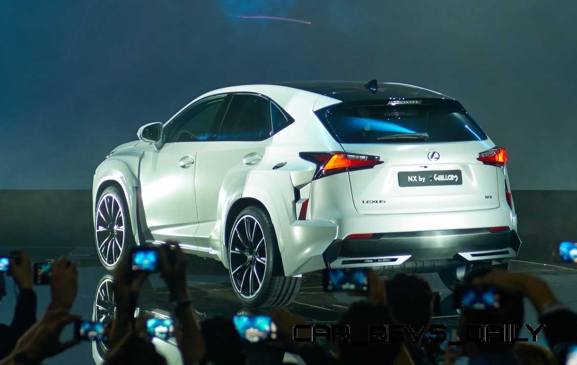 2014 Lexus Nx200t By Tonto Band Frontman Actually Damn