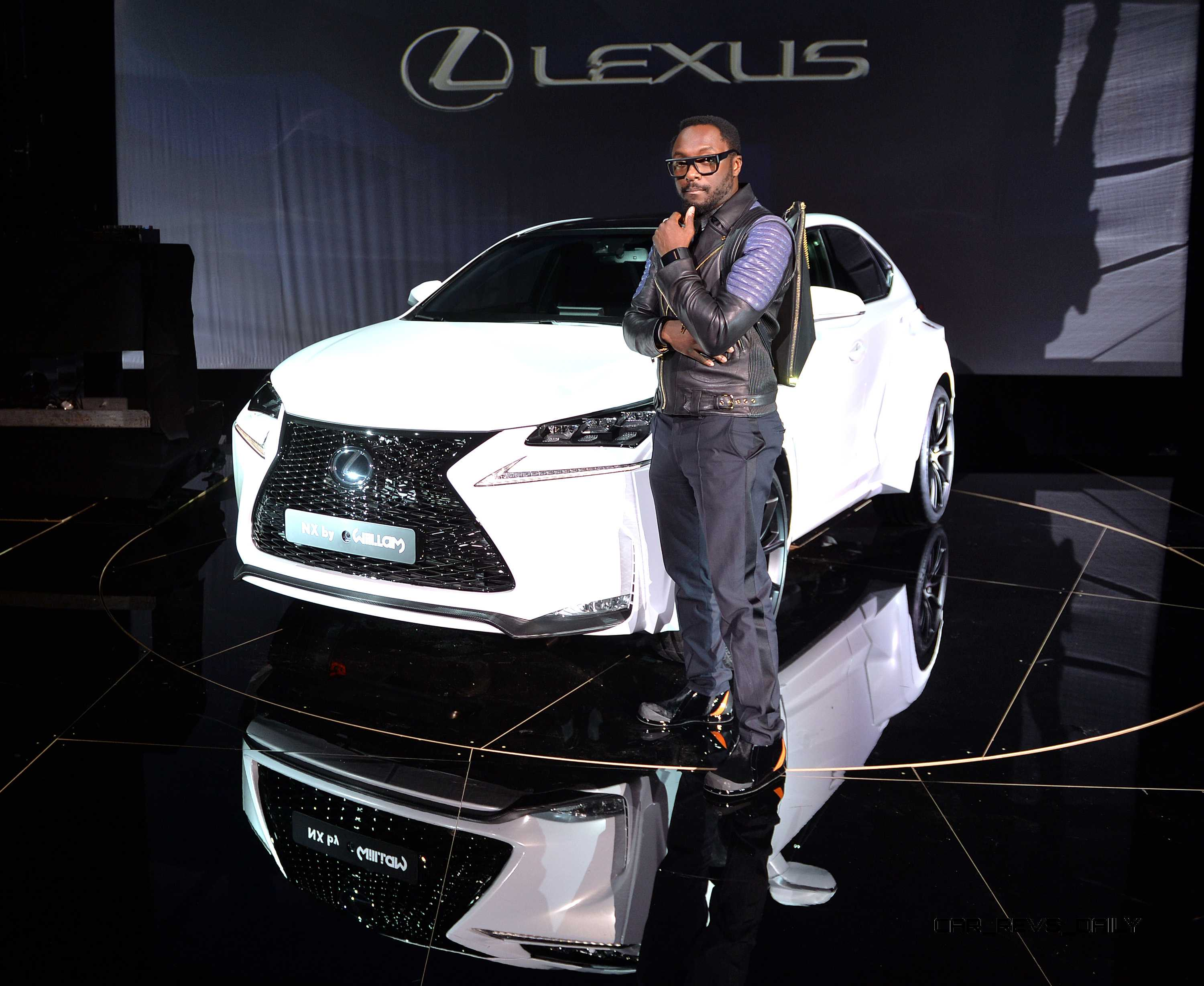 2014 Lexus Nx200t By Tonto Band Frontman Actually Damn