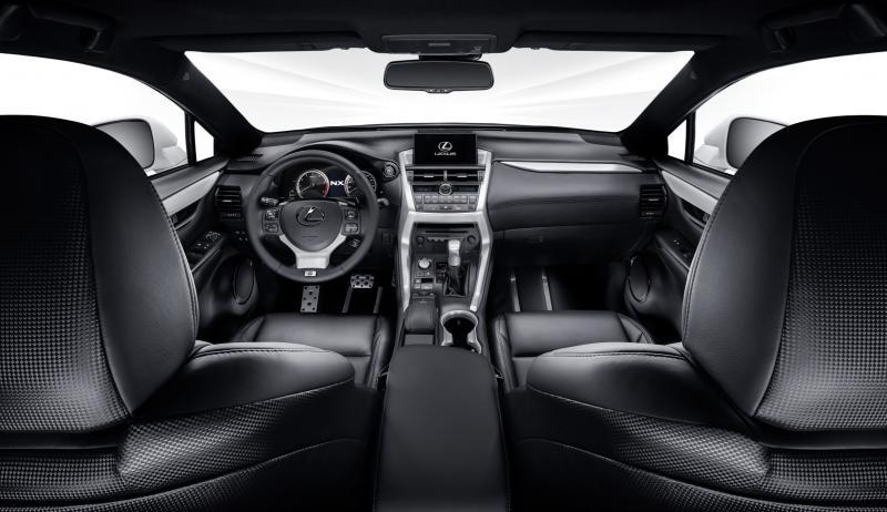 2016 Lexus NX-F Concept 7