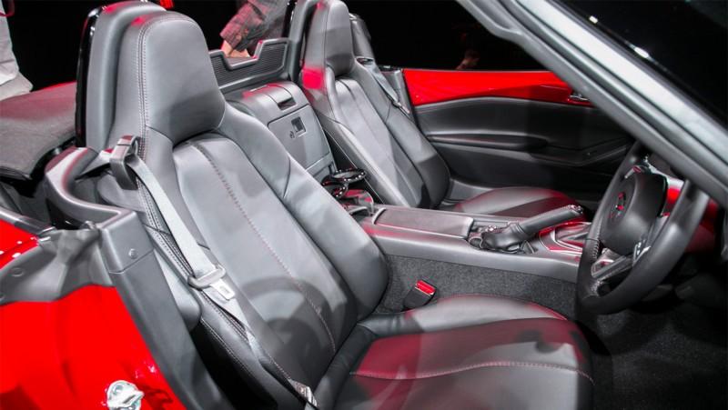 2016 Mazda MX-5 Roadster 4