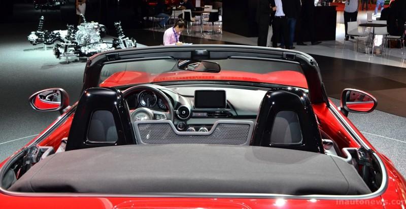 2016 Mazda MX-5 Roadster 8