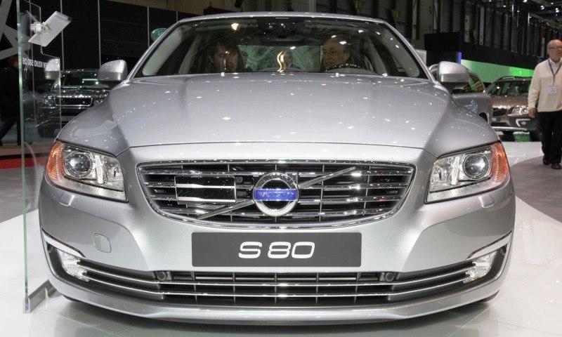 2016 Volvo S80 1