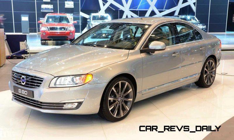 Volvo S80 Refresh 2015 Autos Post