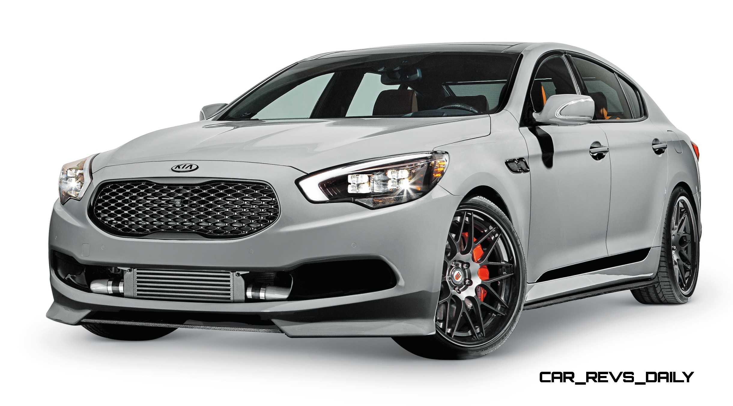 Kia Sema 2014 Preview K900 Soul And Sedona Quot Day At The