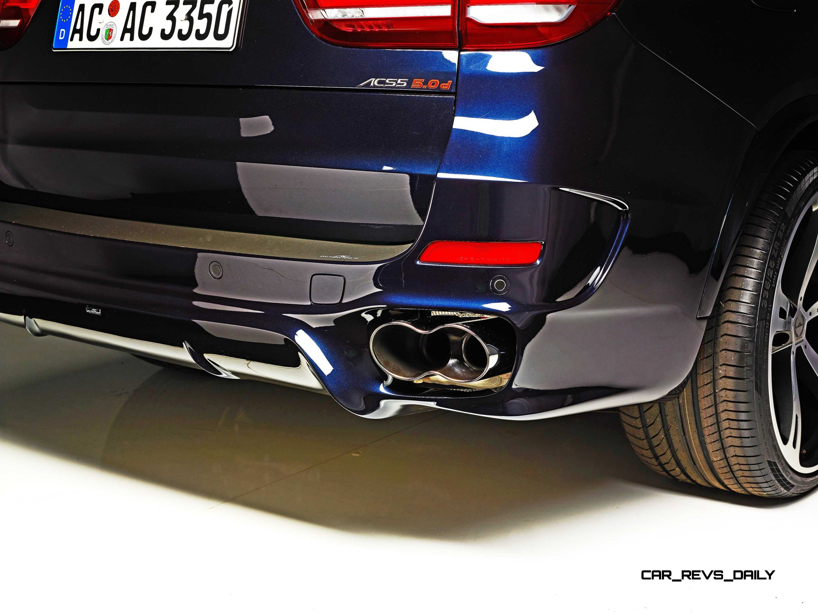 AC Schnitzer BMW X5 Upgrades Are Gorgeous and Functional