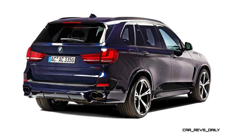 AC Schnitzer BMW X5 3