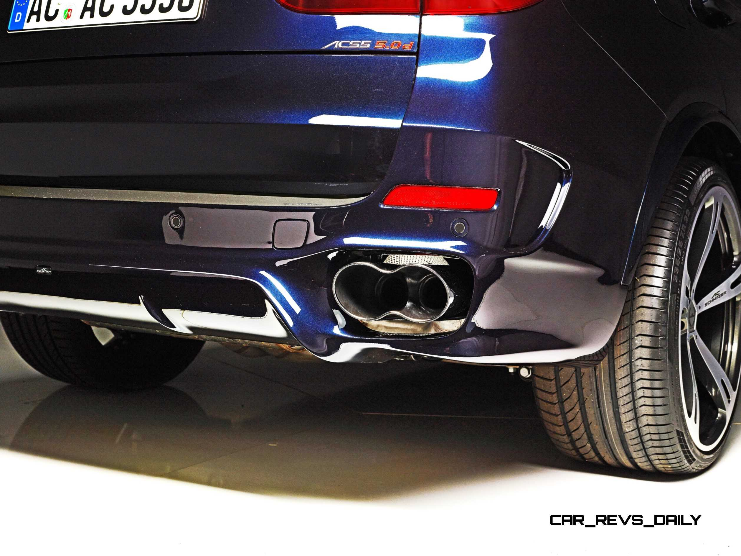 AC Schnitzer BMW X5 Upgrades Are Gorgeous and Functional!