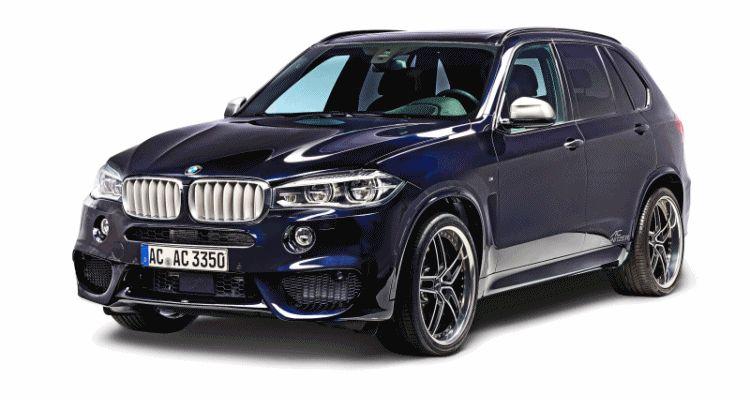 AC Schnitzer BMW X5  gif