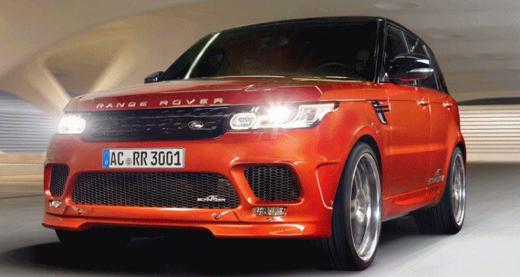 AC Schnitzer Range Rover Sport S gif