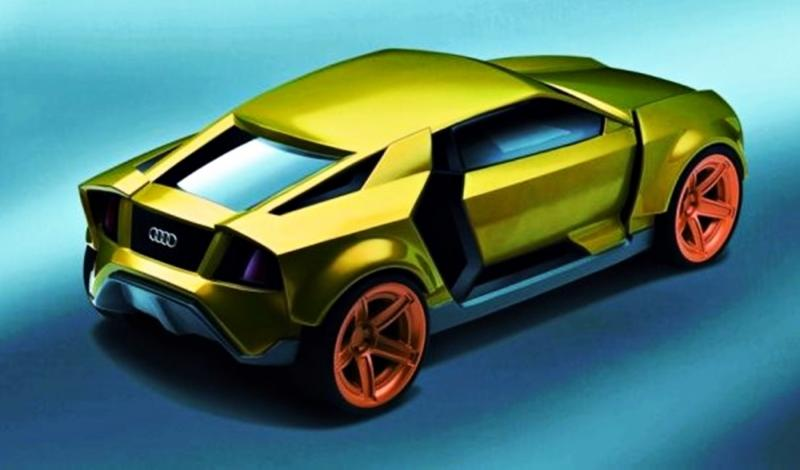 Audi LA Concept Teaser May Be Upcoming Q4 Crossover 15